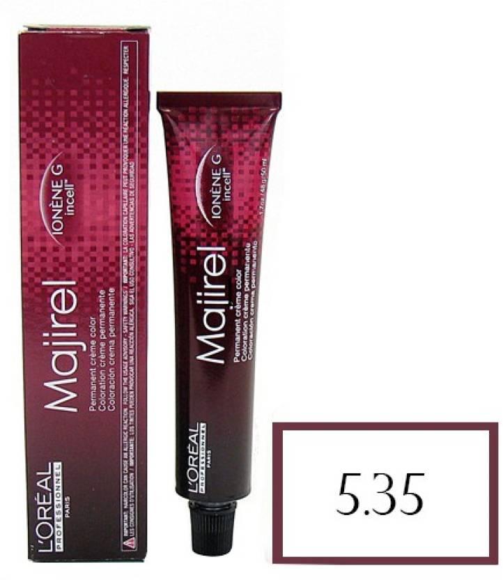 Loreal Paris Majirel Hair Color Cream Hair Color Price In India