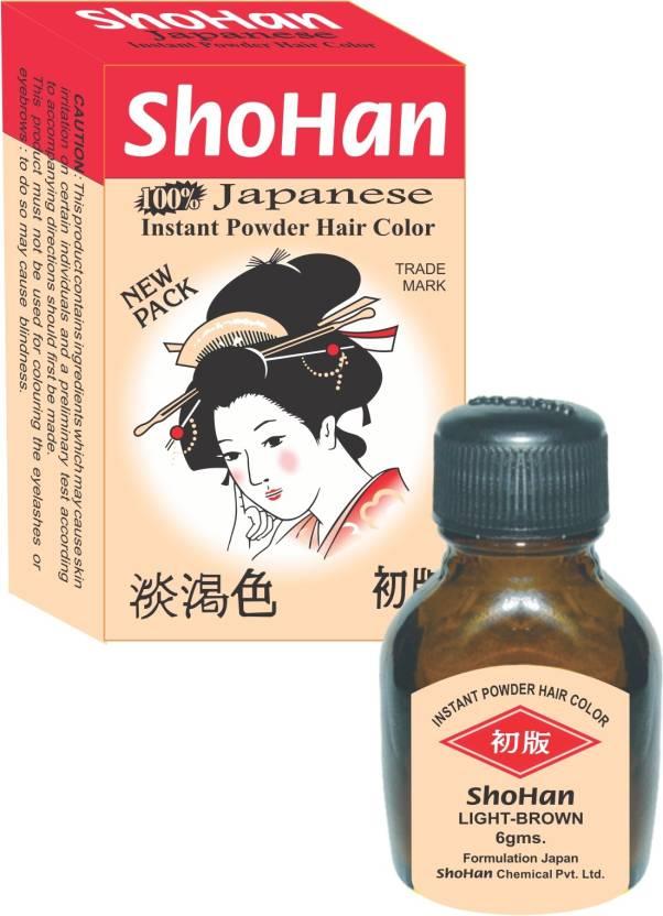 ShoHan Permanent Powder 6g Hair Color
