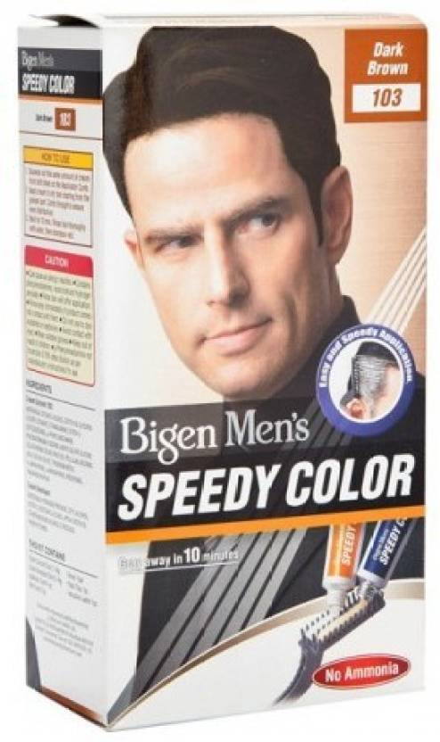 Bigen Easy N Natural Black