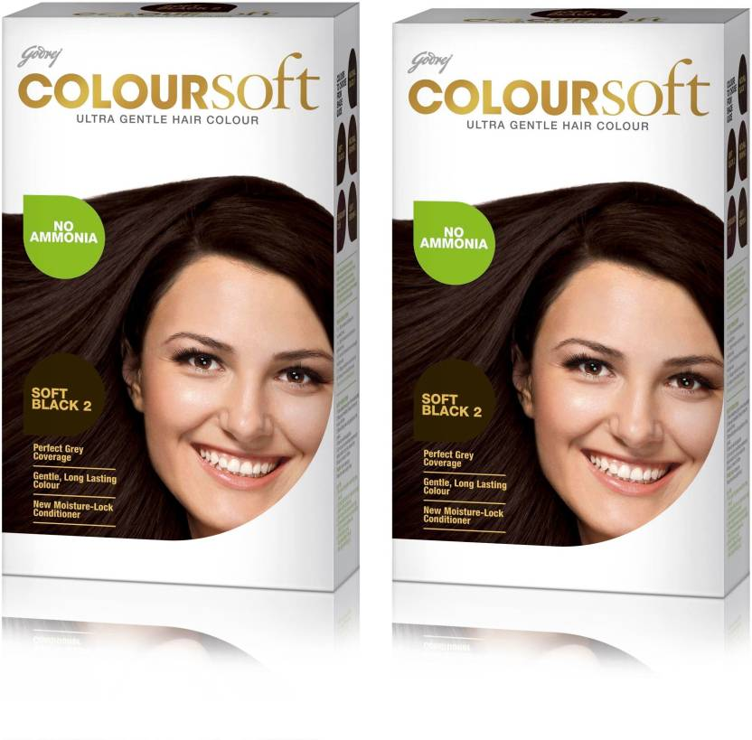 Godrej Pack of 2 Hair Color