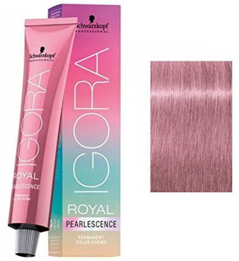 Schwarzkopf Igora Royal Pearlescence Hair Color Dark Blonde
