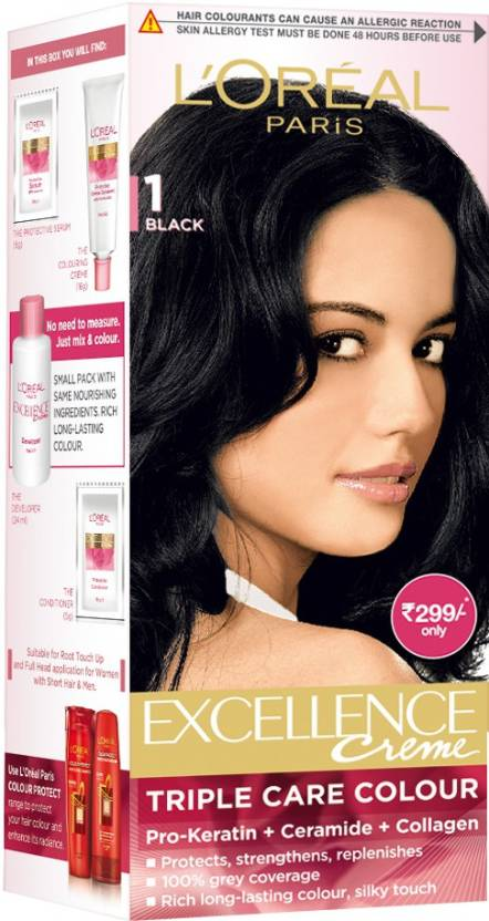 L'Oreal Paris Excellence Creme Hair Color