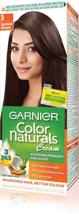 Garnier New Garnier Color Naturals Hair Color - Price in India ...