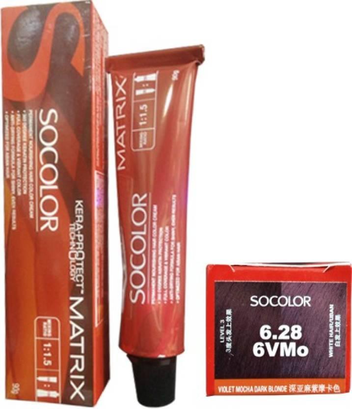 Matrix Socolor Permanent Cream Hair Color Price In India Buy