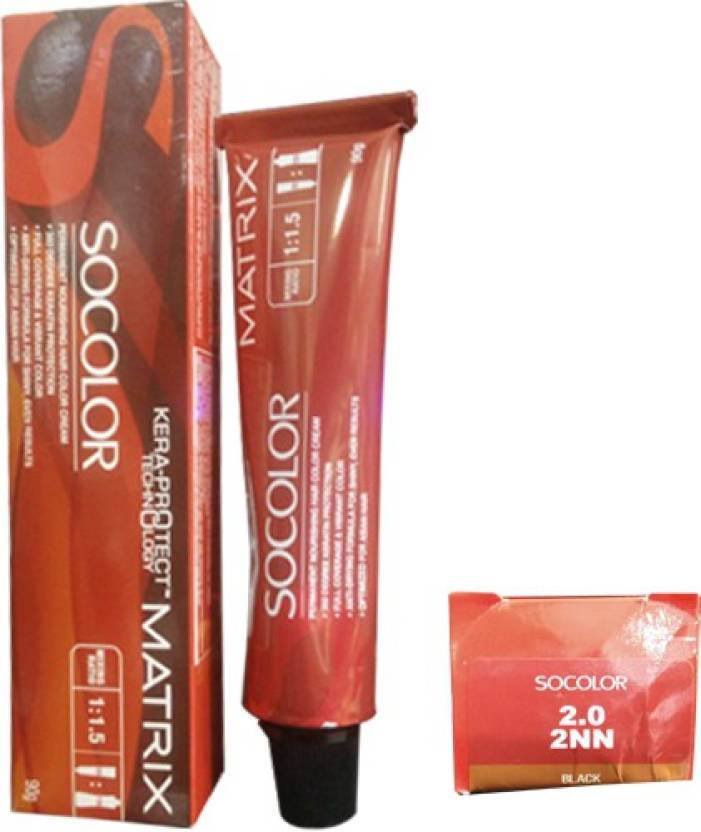 Matrix Socolor Permanent Cream Hair Color Price In India Buy