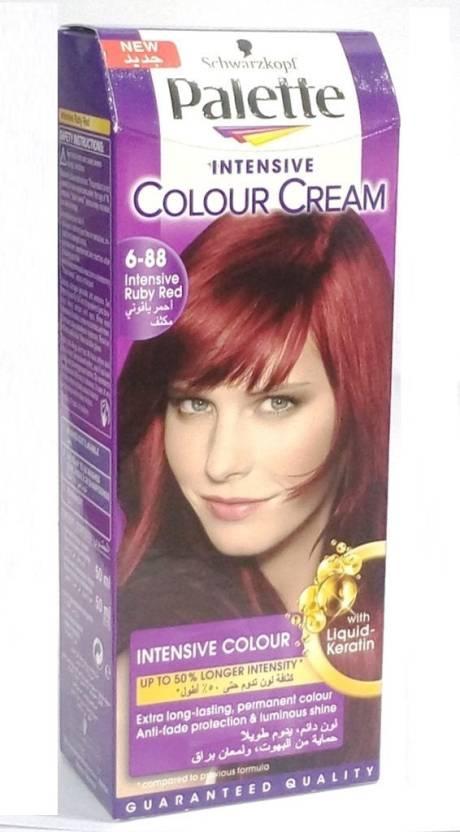 Schwarzkopf Schwarzkopf Palette Intensive Colour Cream Hair Color