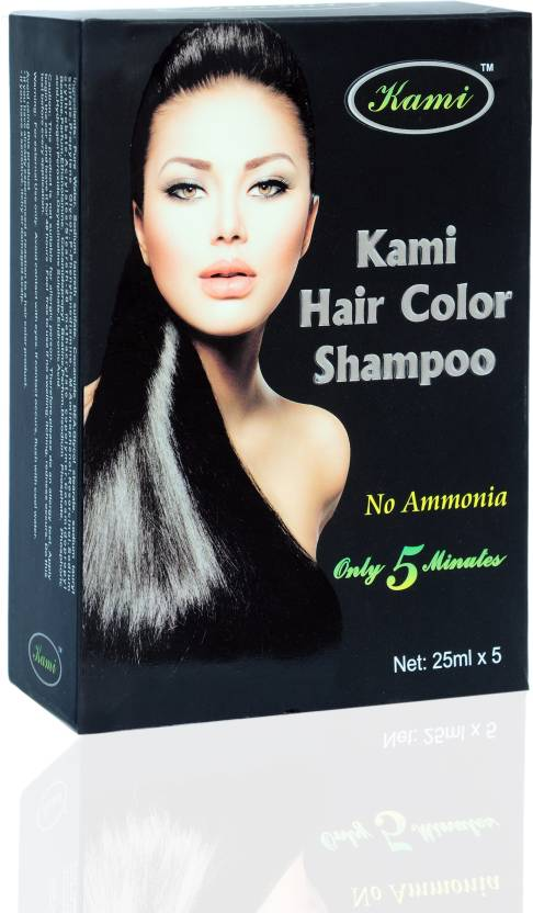 Kami Hair Color Shampoo Hair Color