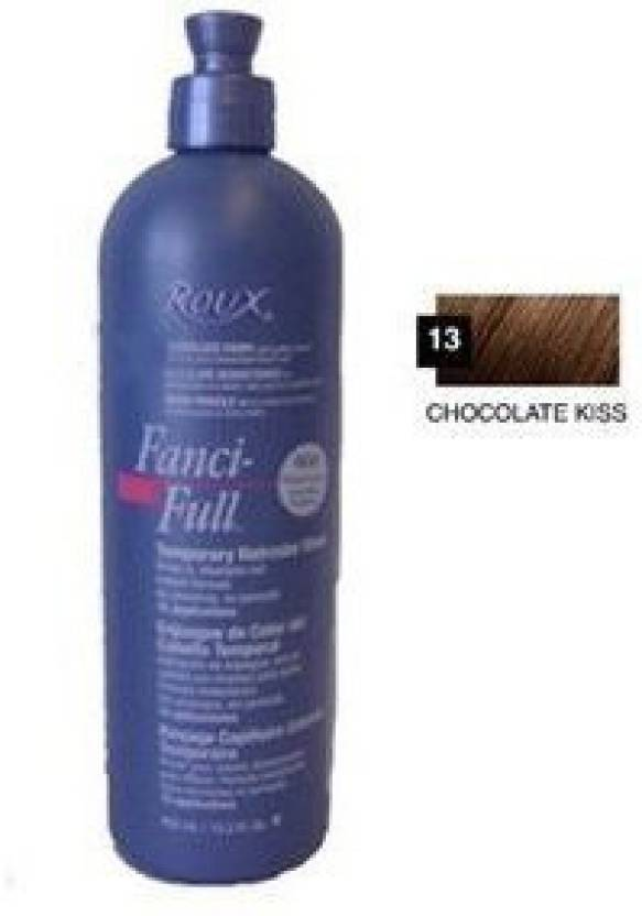 Roux Fanci Full Rinse 13 Chocolate Kiss 15 Oz Hair Color Price In