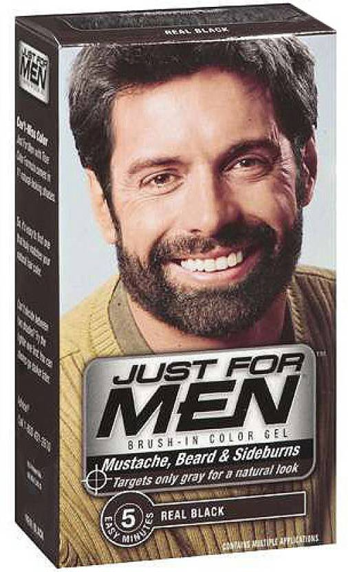 Just For Men Brush In Colour Gel Hair Color Price In India Buy