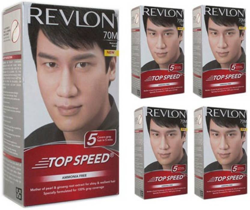 Revlon Permanent Paste Hair Color