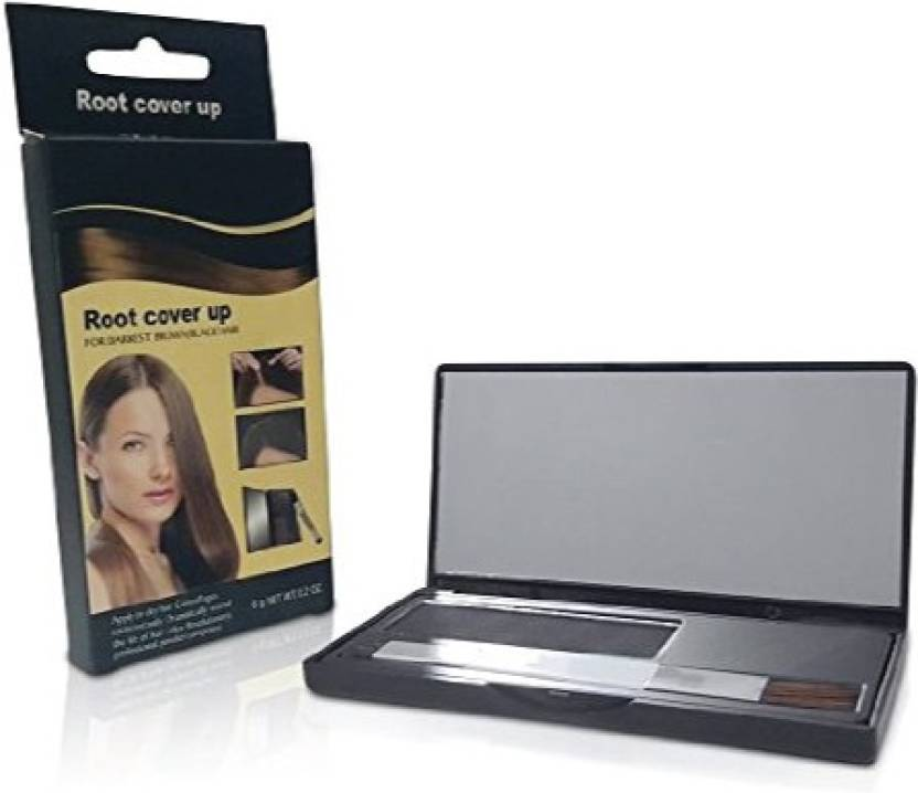 Dexe Root Touch Up Dark Brown Hair Color Price In India Buy Dexe