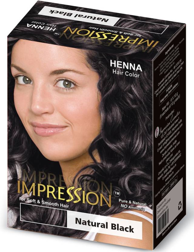Impression Henna Based Hair Color - Price in India, Buy Impression ...