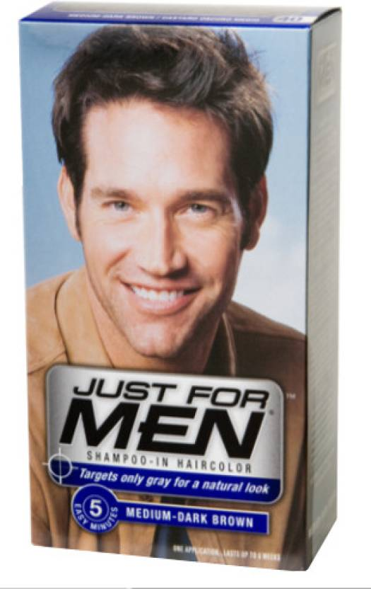 Just For Men Shampoo In Hair Colour Hair Color Price In India Buy