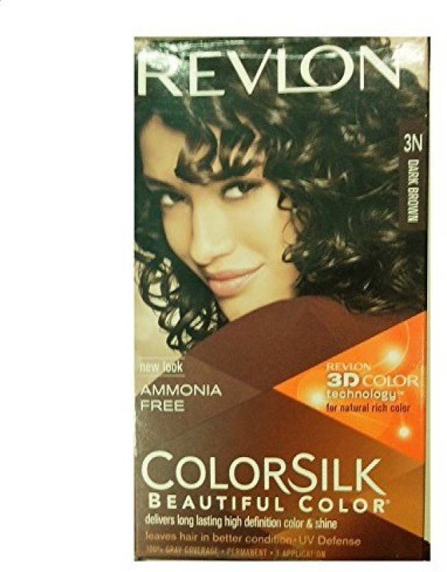 Revlon Colorsilk With 3d Color Technology 3n Hair Color Price In