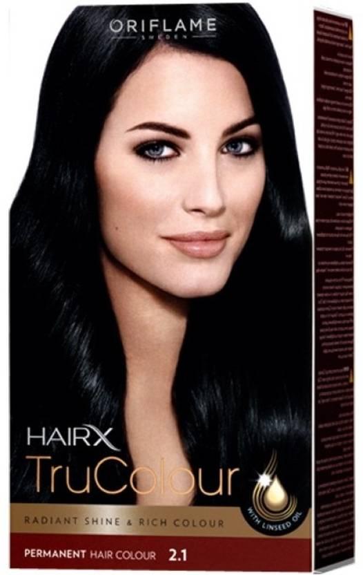 Oriflame Permanent Powder Hair Color