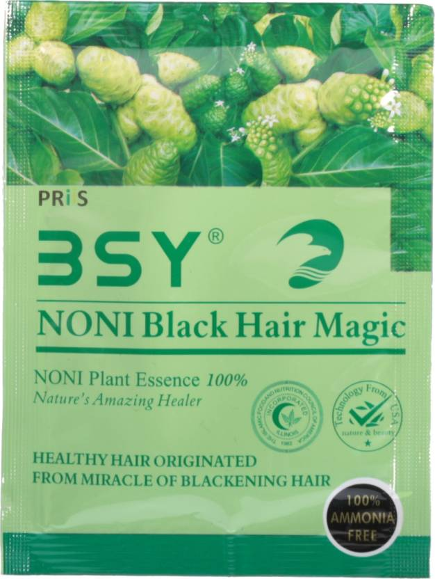 BSY Shampoo Hair Dye Hair Color