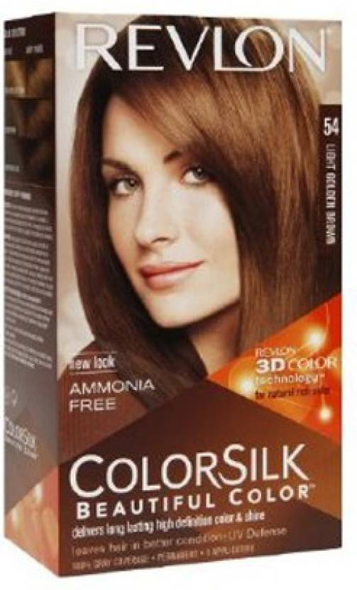 Revlon Colorsilk With 3d Technology Hair Color Price In India Buy