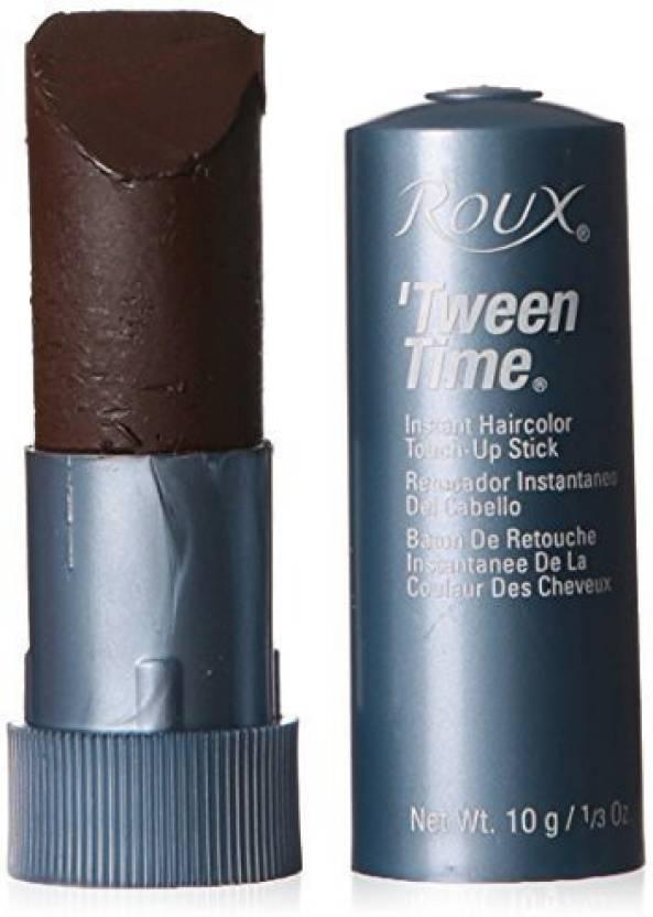 Roux Tween Time Hair Crayon Dark Brown 35 Ounce Color