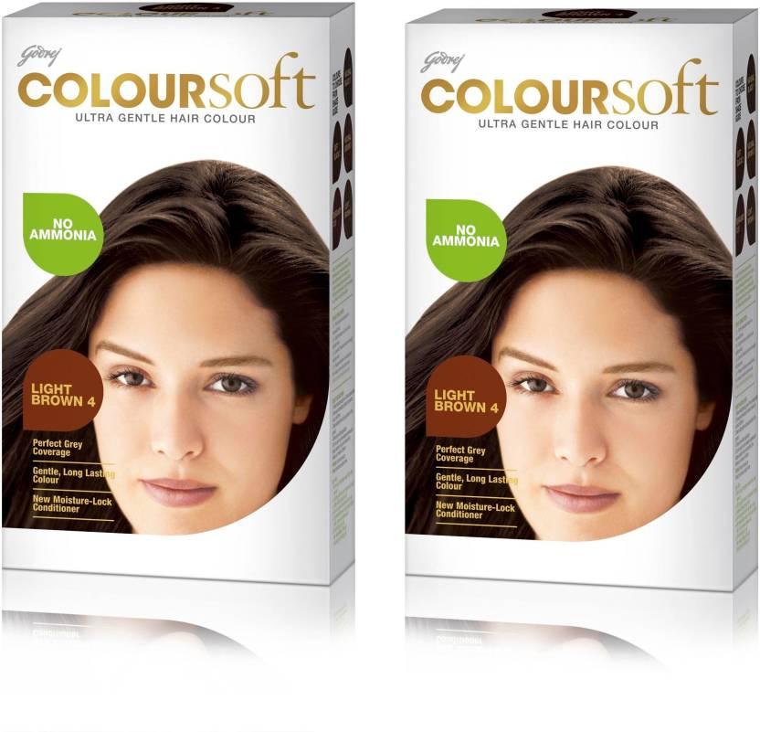 Godrej Pack of 2 Hair Color