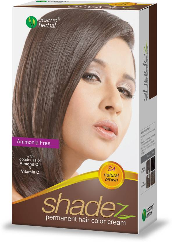 Shadez Permanent Hair Color Cream Hair Color