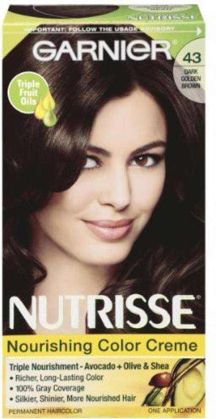 Garnier Nutrisse Haircolor Hair Color Price In India Buy Garnier