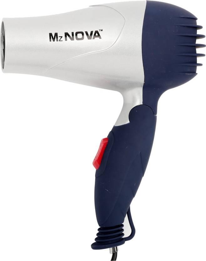 Mz Nova Ultra Dry MZHD 1290 Hair Dryer Silver
