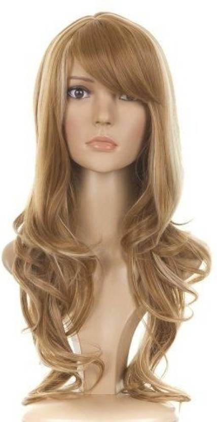 Misstresses Long Strawberry Blonde Wavy Wig Hair Extension Price In