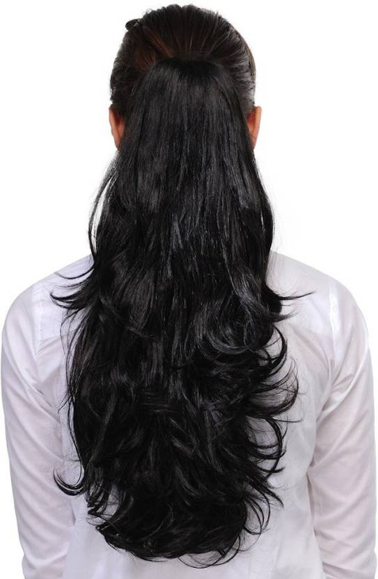 Homeoculture Clutcher Extension Hair Extension Price In India Buy