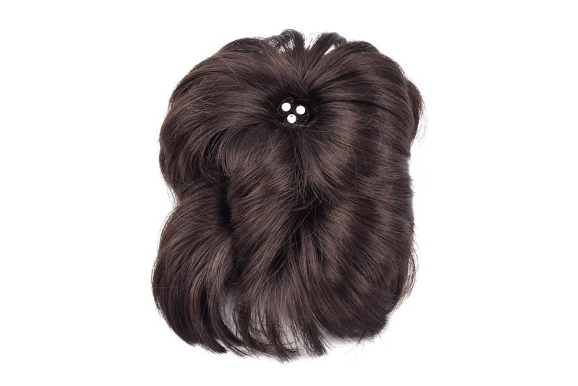 Snupy Back Clip Hair Extension Price In India Buy Snupy Back Clip
