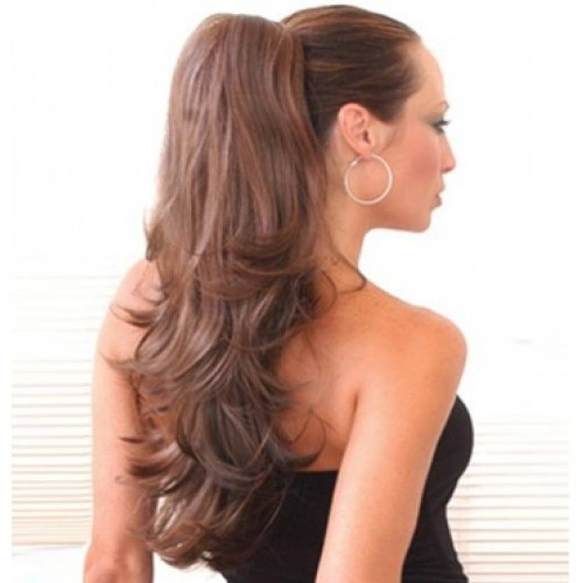Easyliving Extension 30 Second Style Curly Hair Extension Price In