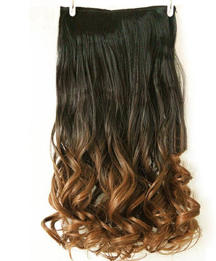 Samyak Straight Extensions Hair Extension Price In India Buy