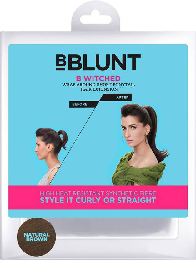 Bblunt B Witched Wrap Around Short Ponytail Hair Extension Price