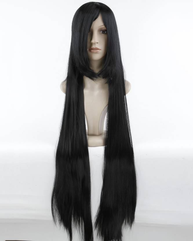 Cool2day 40 Inch Straight Costume Play Party Wig Hair Extension