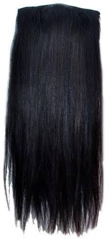 Majik Clip In Straight Remy Human Hair Extension Price In India