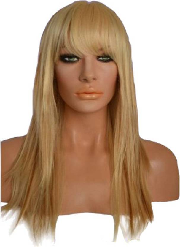 Hollywood Hair4u Long Razored Ends With Bangs Blond With Light Brown