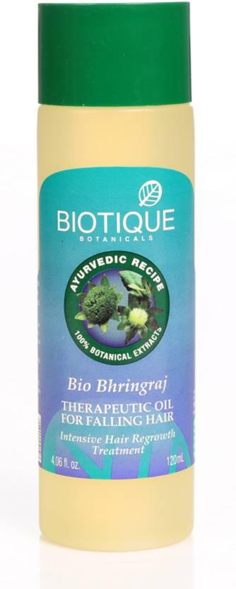 Biotique Bio Bhringraj Therapeutic Oil Hair Oil