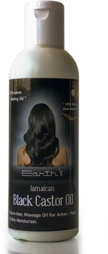 Earth Expo Company Jamaican Black Castor Oil Hair