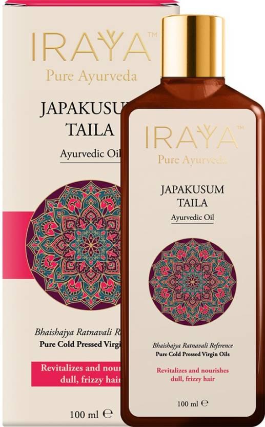 Iraya Japakusum Ayurvedic Hair Oil