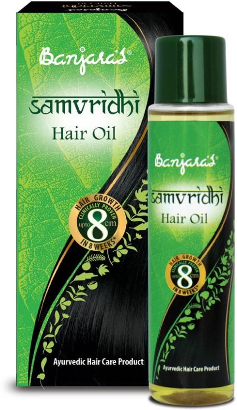 Banjara's Samvridhi  Hair Oil