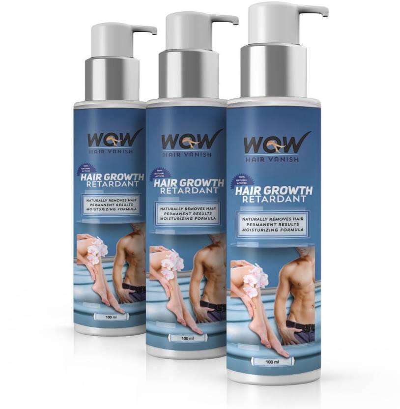 Wow Hair Vanish Cream Price In India Buy Wow Hair Vanish Cream