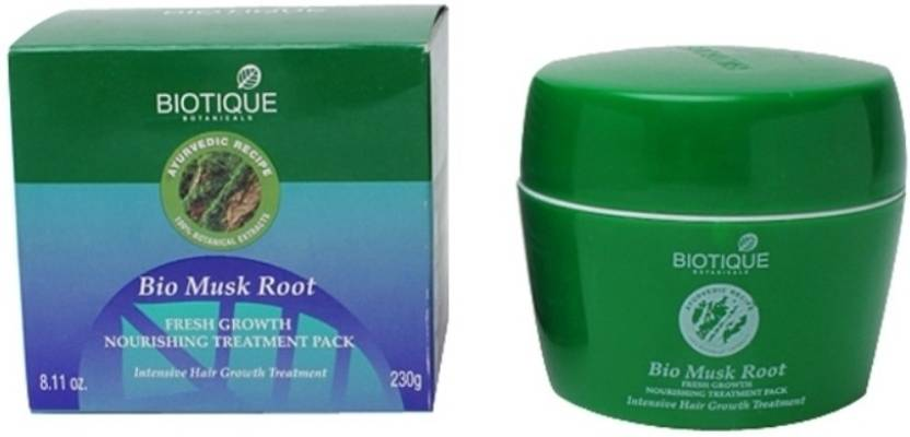 Biotique Musk Root Hair Pack