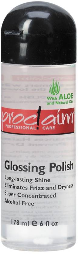Proclaim Glossing Polish Frizz Eliminating Shiner
