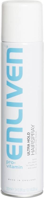 Enliven Pro-V Ultra Hold Hair Spray Hair Styler