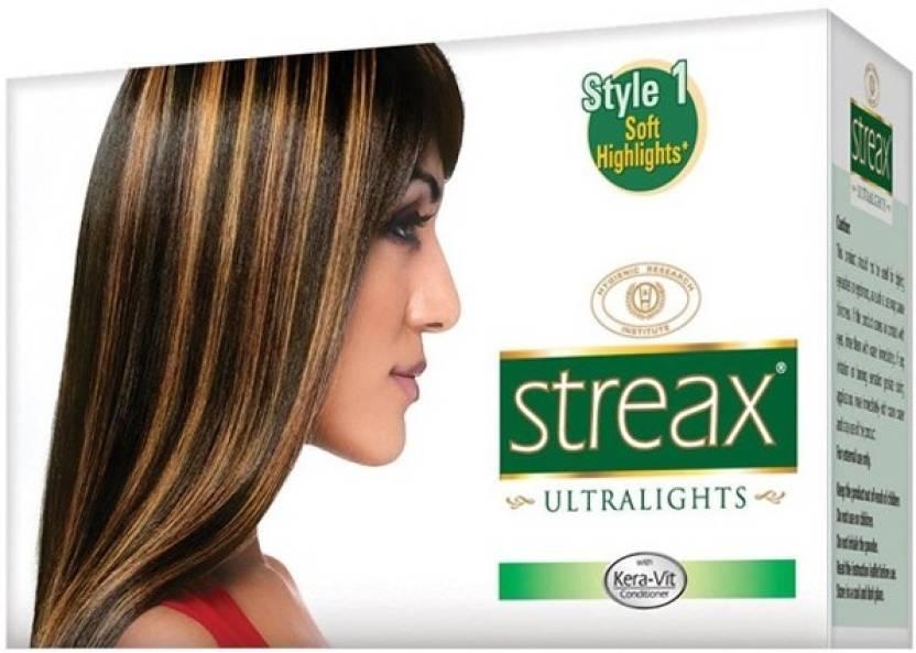 Streax Ultra Light Soft 1 Hair Styler