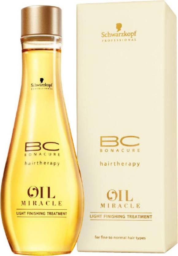d223841016 Schwarzkopf BC Bonacure Oil Miracle Light Finishing Treatment (100 ml)