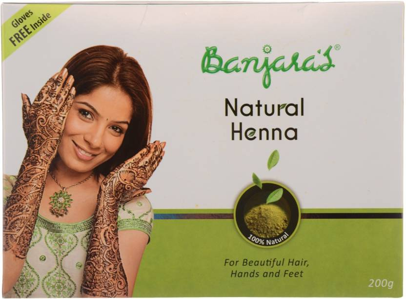 638c64ba1 Banjara's Natural Henna - Price in India, Buy Banjara's Natural ...