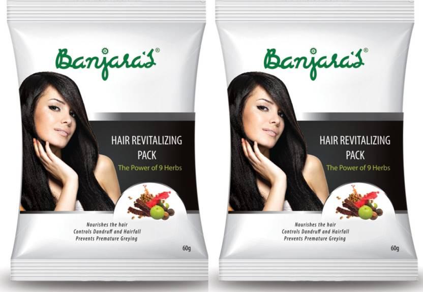 6be4ad1c3 Banjara's Hair Revitalizing Pack 60g Set Of 2 Pack - Price in India ...