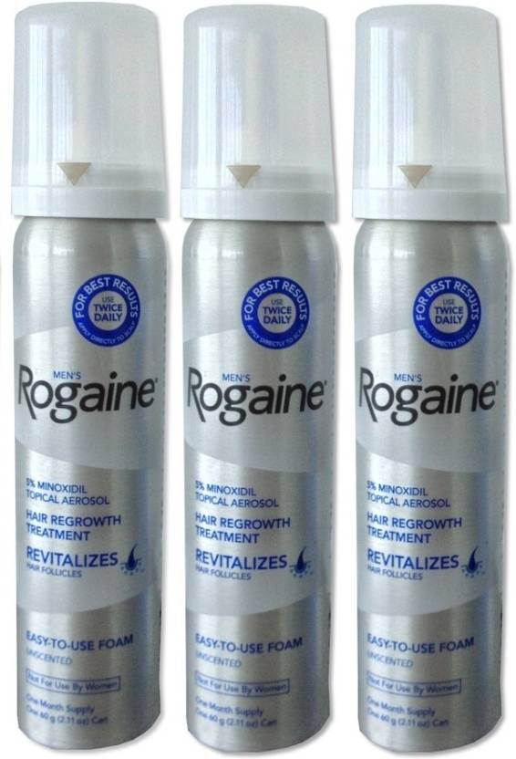 Rogaine Hair Loss Treatment Foam Men 3 Months Supply Price In