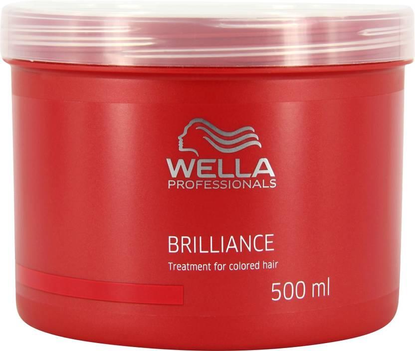 Wella Professionals Professionals Brilliance Treatment For Colored