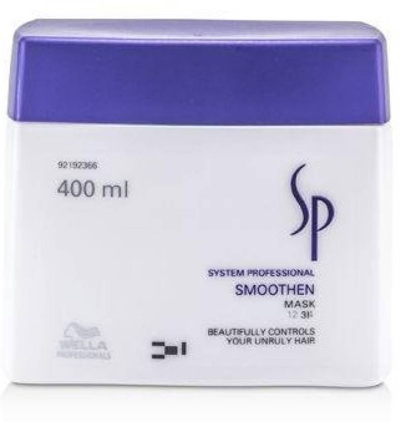 70a1ccc8e722 Wella Professionals SP Smoothen Mask (For Unruly Hair) 400ml
